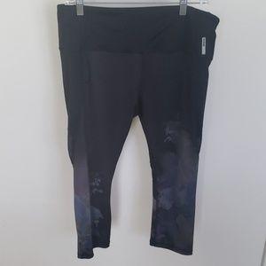RBX Black Active Leggings